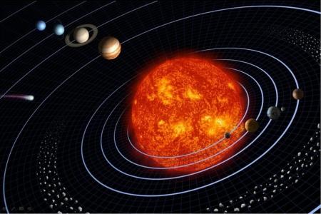 Все больше россиян считают, что Солнце - спутник Земли